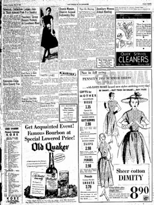 Las Cruces Sun-News from Las Cruces, New Mexico on May 8, 1951 · Page 3