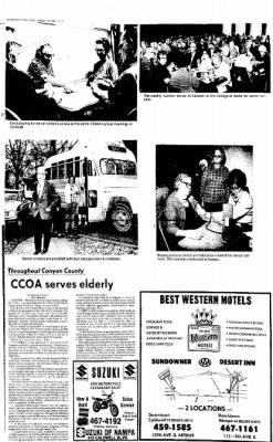 Idaho Free Press from Nampa, Idaho on February 27, 1976 · Page 38