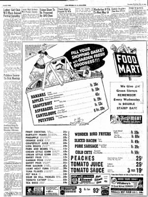 Las Cruces Sun-News from Las Cruces, New Mexico on May 10, 1951 · Page 2