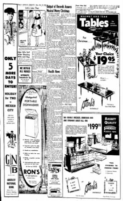 Greeley Daily Tribune from Greeley, Colorado on December 10, 1962 · Page 6