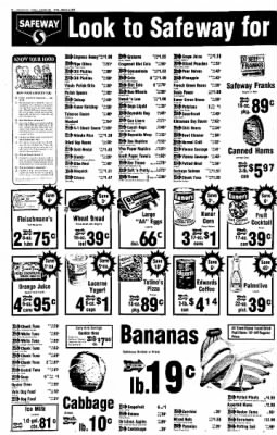Greeley Daily Tribune from Greeley, Colorado on March 3, 1976 · Page 36