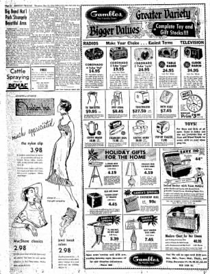Greeley Daily Tribune from Greeley, Colorado on December 15, 1955 · Page 12