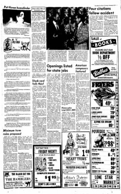 Idaho Free Press from Nampa, Idaho on February 6, 1975 · Page 3