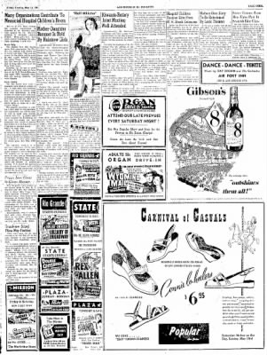 Las Cruces Sun-News from Las Cruces, New Mexico on May 11, 1951 · Page 3