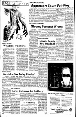 Idaho Free Press from Nampa, Idaho on June 23, 1967 · Page 4
