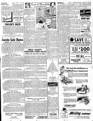Greeley Daily Tribune from Greeley, Colorado on December 16, 1955 · Page 8