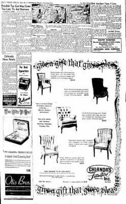 Greeley Daily Tribune from Greeley, Colorado on December 11, 1962 · Page 12