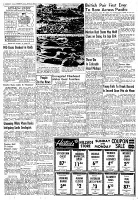 Greeley Daily Tribune from Greeley, Colorado on April 22, 1972 · Page 2