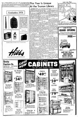 Greeley Daily Tribune from Greeley, Colorado on May 21, 1970 · Page 10