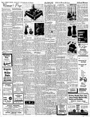 Greeley Daily Tribune from Greeley, Colorado on December 17, 1955 · Page 2