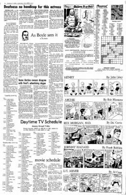 Greeley Daily Tribune from Greeley, Colorado on April 17, 1973 · Page 16