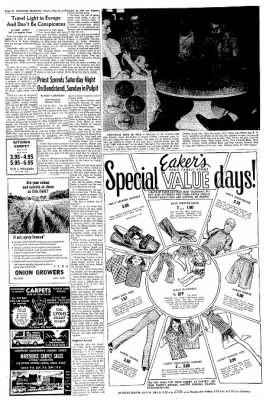 Greeley Daily Tribune from Greeley, Colorado on May 21, 1970 · Page 16