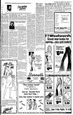 Greeley Daily Tribune from Greeley, Colorado on April 17, 1973 · Page 23