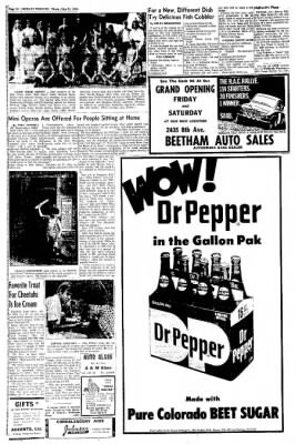 Greeley Daily Tribune from Greeley, Colorado on May 21, 1970 · Page 24