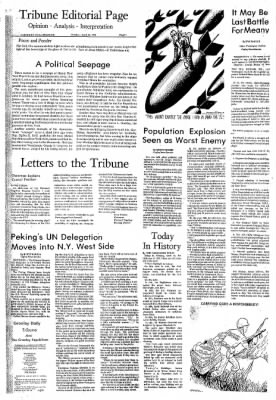 Greeley Daily Tribune from Greeley, Colorado on April 24, 1972 · Page 4