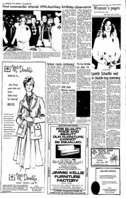 Greeley Daily Tribune from Greeley, Colorado on March 5, 1976 · Page 14
