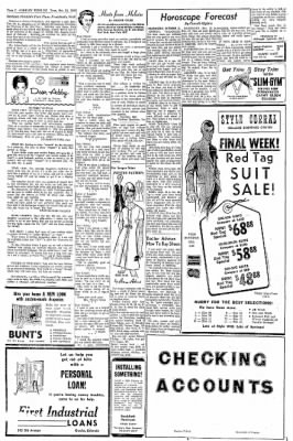 Greeley Daily Tribune from Greeley, Colorado on October 21, 1969 · Page 2