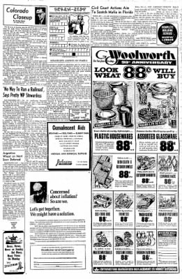 Greeley Daily Tribune from Greeley, Colorado on October 21, 1969 · Page 9