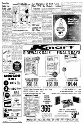 Greeley Daily Tribune from Greeley, Colorado on May 22, 1970 · Page 7