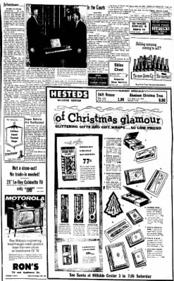 Greeley Daily Tribune from Greeley, Colorado on December 13, 1962 · Page 11