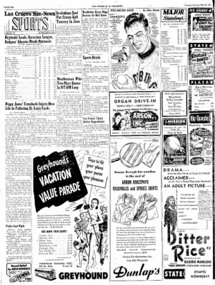 Las Cruces Sun-News from Las Cruces, New Mexico on May 22, 1951 · Page 6