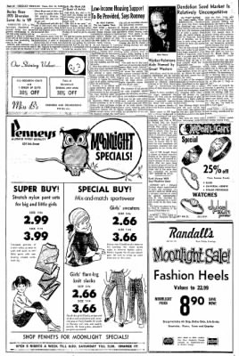Greeley Daily Tribune from Greeley, Colorado on October 21, 1969 · Page 28