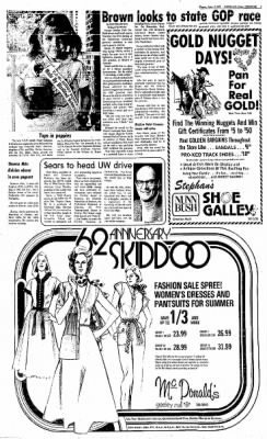 Greeley Daily Tribune from Greeley, Colorado on June 2, 1977 · Page 3