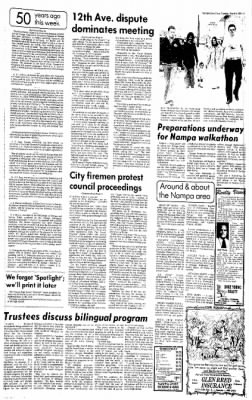 Idaho Free Press from Nampa, Idaho on March 2, 1976 · Page 3