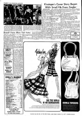 Greeley Daily Tribune from Greeley, Colorado on April 26, 1972 · Page 10
