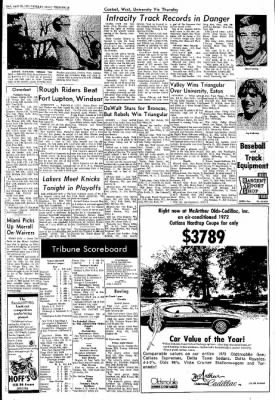 Greeley Daily Tribune from Greeley, Colorado on April 26, 1972 · Page 19
