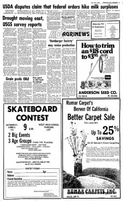 Greeley Daily Tribune from Greeley, Colorado on June 3, 1977 · Page 17