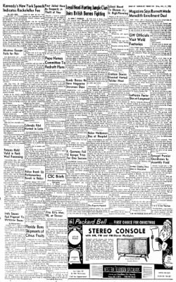 Greeley Daily Tribune from Greeley, Colorado on December 17, 1962 · Page 28