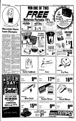 Idaho Free Press from Nampa, Idaho on February 12, 1975 · Page 31