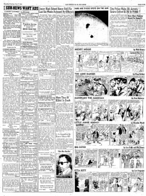 Las Cruces Sun-News from Las Cruces, New Mexico on June 7, 1951 · Page 5