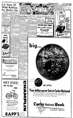 Greeley Daily Tribune from Greeley, Colorado on December 19, 1962 · Page 6