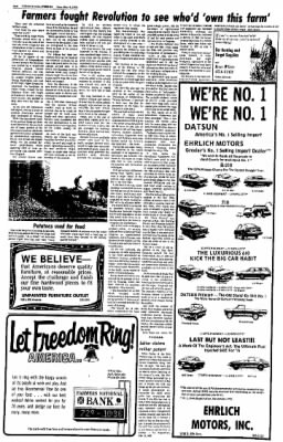 Greeley Daily Tribune from Greeley, Colorado on March 9, 1976 · Page 82