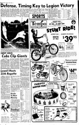 Idaho Free Press from Nampa, Idaho on July 6, 1967 · Page 8