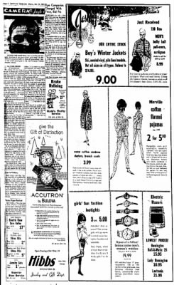 Greeley Daily Tribune from Greeley, Colorado on December 20, 1962 · Page 2