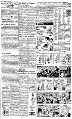 Greeley Daily Tribune from Greeley, Colorado on December 20, 1962 · Page 4