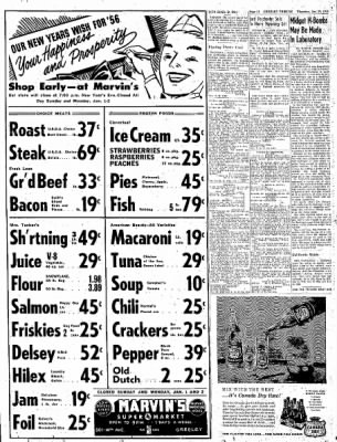 Greeley Daily Tribune from Greeley, Colorado on December 29, 1955 · Page 14