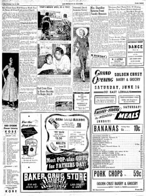 Las Cruces Sun-News from Las Cruces, New Mexico on June 15, 1951 · Page 3