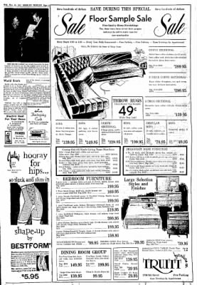 Greeley Daily Tribune from Greeley, Colorado on November 15, 1961 · Page 3