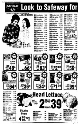 Greeley Daily Tribune from Greeley, Colorado on March 10, 1976 · Page 36