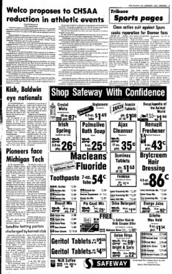 Greeley Daily Tribune from Greeley, Colorado on March 10, 1976 · Page 39