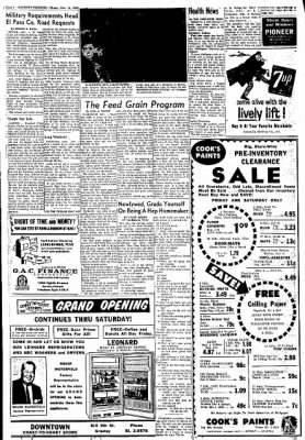 Greeley Daily Tribune from Greeley, Colorado on November 16, 1961 · Page 7