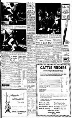 Greeley Daily Tribune from Greeley, Colorado on December 22, 1962 · Page 11