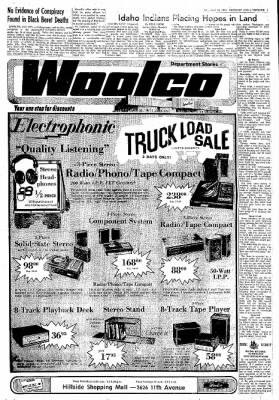 Greeley Daily Tribune from Greeley, Colorado on April 29, 1972 · Page 7