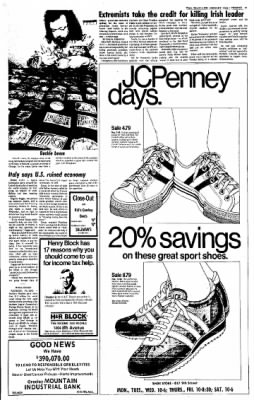 Greeley Daily Tribune from Greeley, Colorado on March 11, 1976 · Page 27