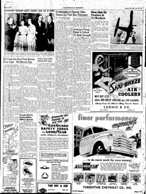 Las Cruces Sun-News from Las Cruces, New Mexico on June 24, 1951 · Page 2