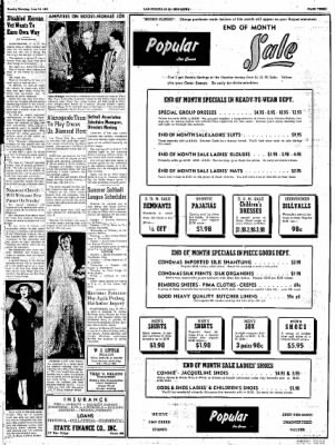 Las Cruces Sun-News from Las Cruces, New Mexico on June 24, 1951 · Page 3